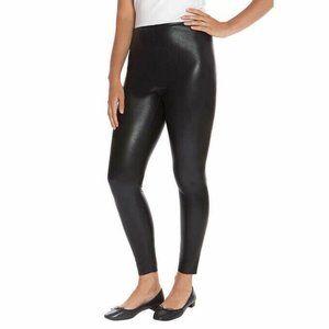 Mario Serrani Ladies' Faux Leather Legging